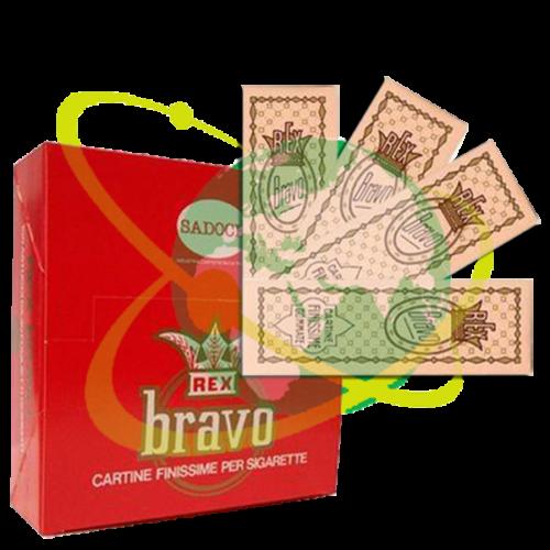 Bravo Rex cartine - Mondo del Tabacco