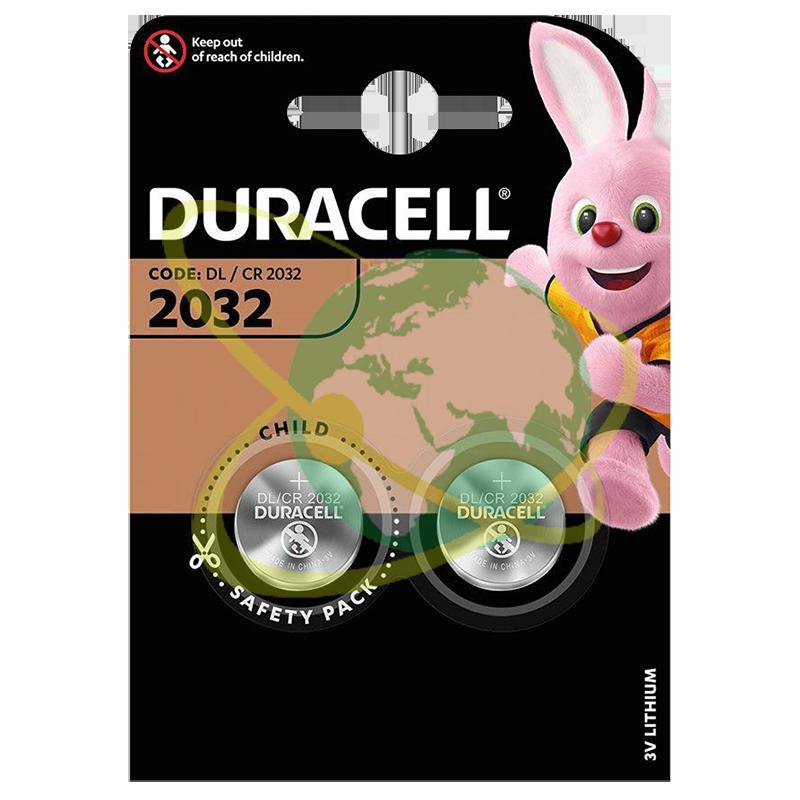 Duracell 2032 - Mondo del Tabacco