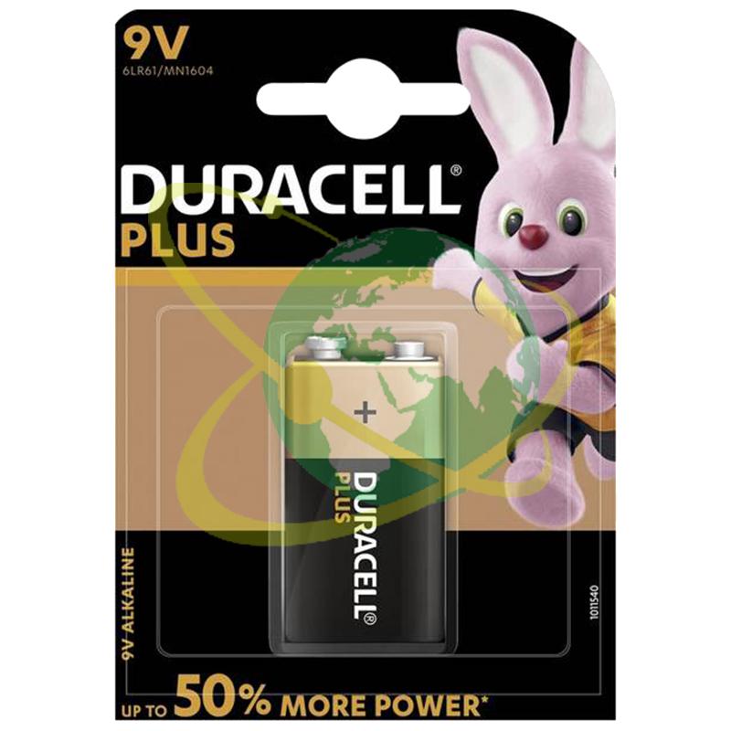 Duracell 9V - Mondo del Tabacco