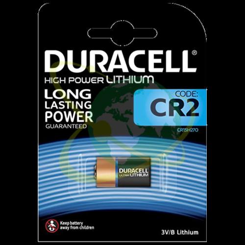 Duracell CR2 - Mondo del Tabacco