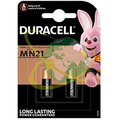 Duracell MN21 - Mondo del Tabacco