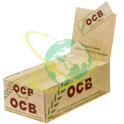 OCB cartina Canapa Bio - Mondo del Tabacco