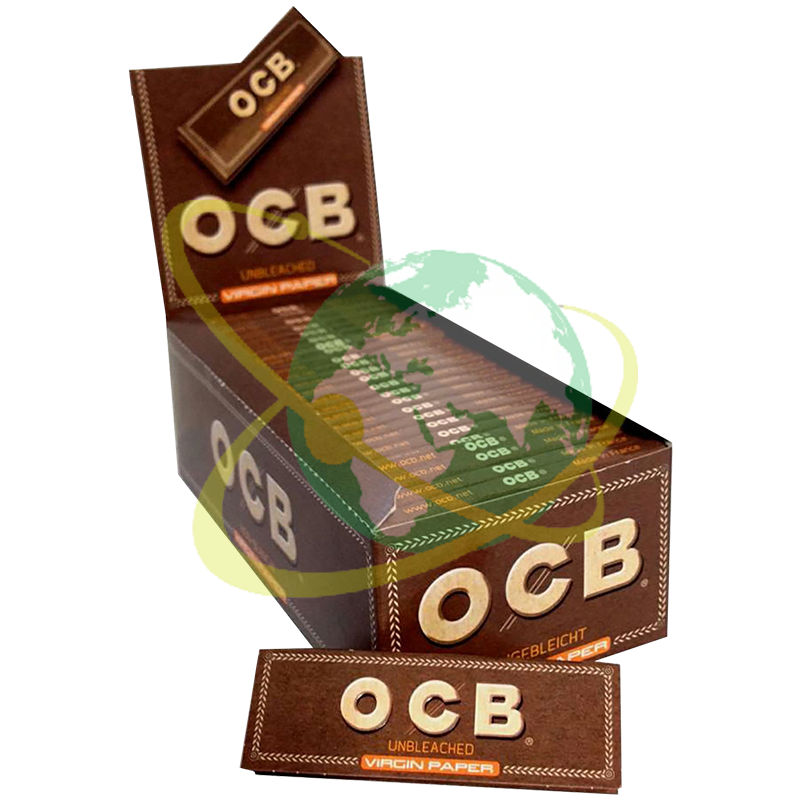 OCB cartina Brown - Mondo del Tabacco