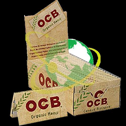 OCB cartina Canapa Bio doppia - Mondo del Tabacco