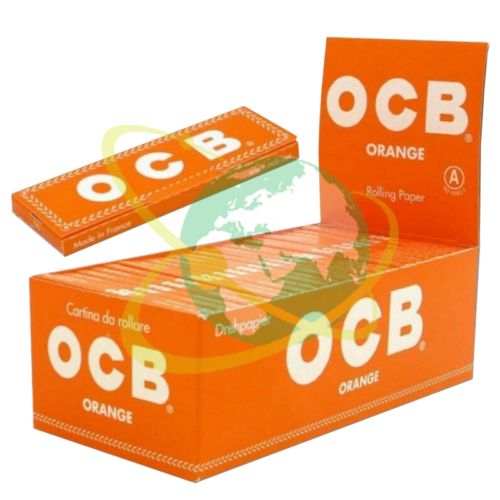 OCB cartina Orange - Mondo del Tabacco