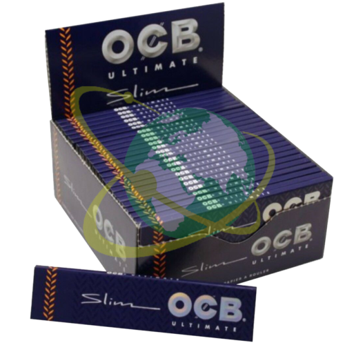 OCB cartina Ultimate slim - Mondo del Tabacco