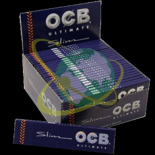 OCB cartina Ultimate slim - Mondo del Tabacco