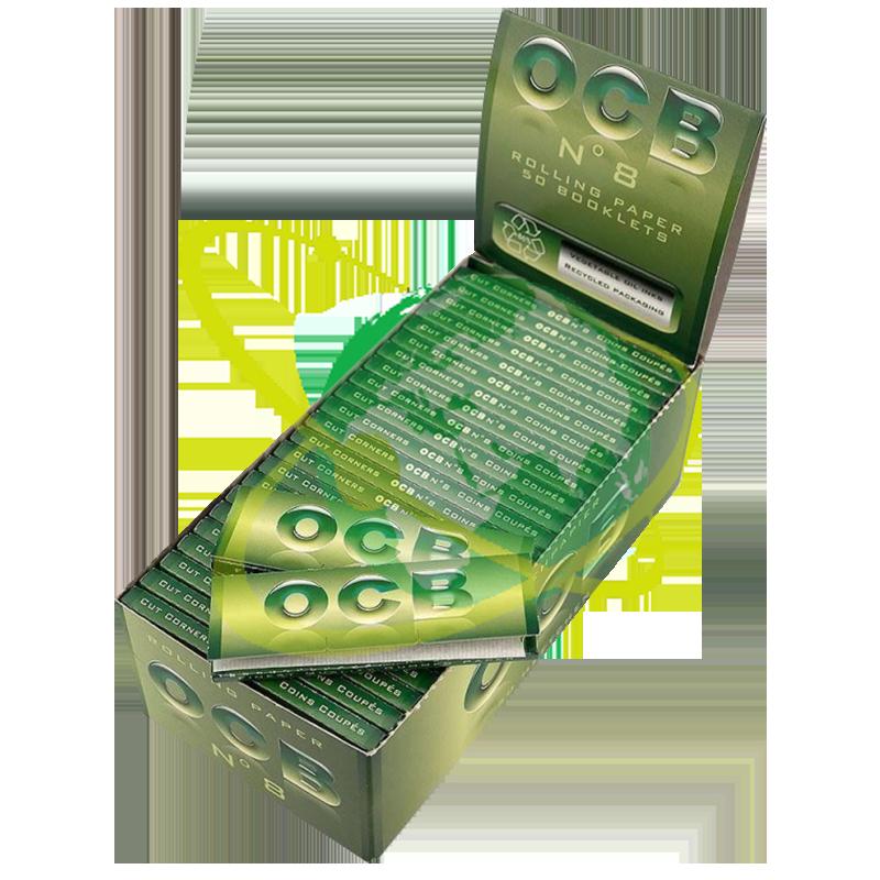 OCB cartina Verde - Mondo del Tabacco
