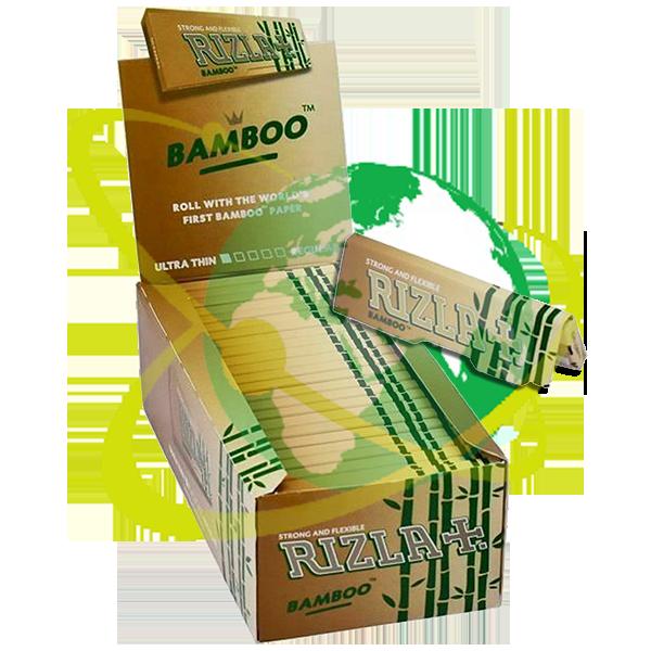 Rizla cartina Bamboo - Mondo del Tabacco