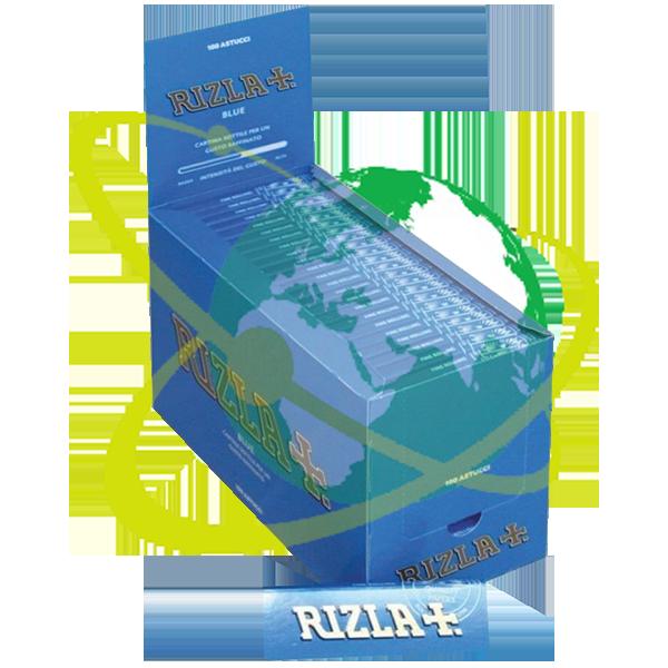 Rizla cartine Blu - Mondo del Tabacco