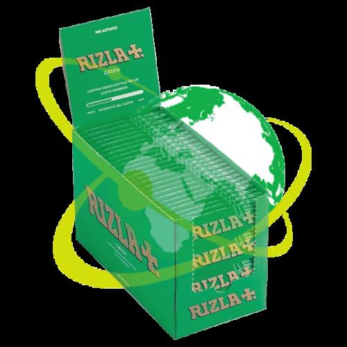 Rizla cartine Verde - Mondo del Tabacco
