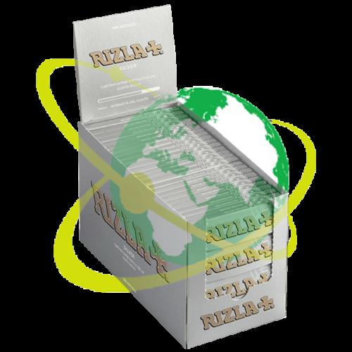 Rizla cartine Silver - Mondo del Tabacco