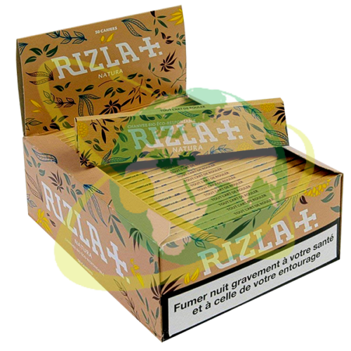 Rizla cartine Natura - Mondo del Tabacco