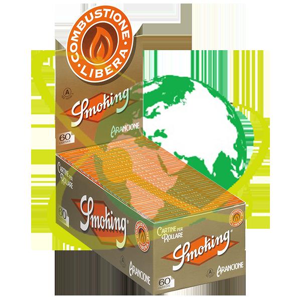 Smoking Arancione - Mondo del Tabacco