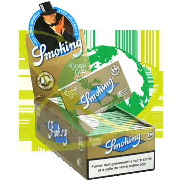 Smoking Oro doppia - Mondo del Tabacco