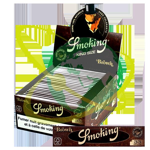 Smoking Marrone lunga - Mondo del Tabacco