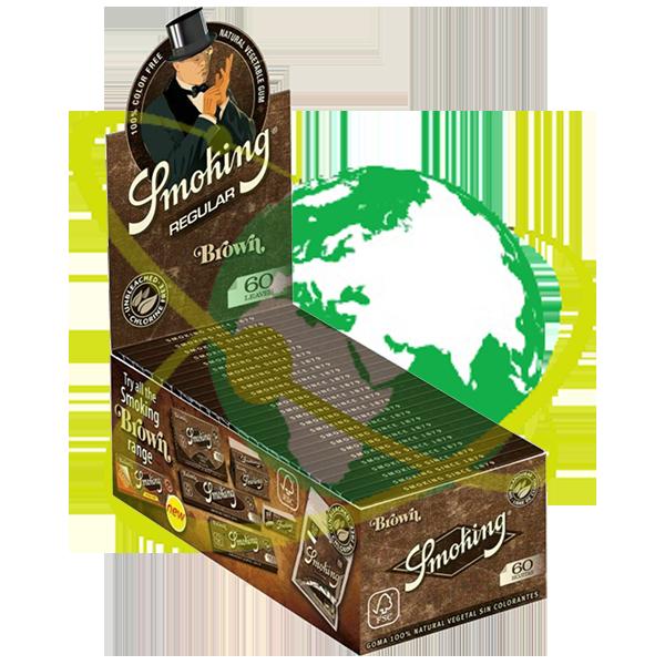 Smoking Marrone corta - Mondo del Tabacco
