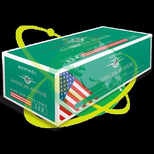 American Aviator tubetto mentolo - Mondo del Tabacco