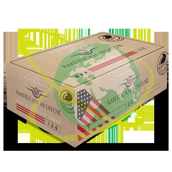 American Aviator tubetto natura bio - Mondo del Tabacco