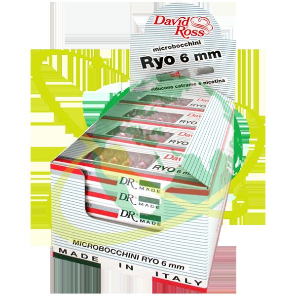David Ross bocchino Ryo - Mondo del Tabacco