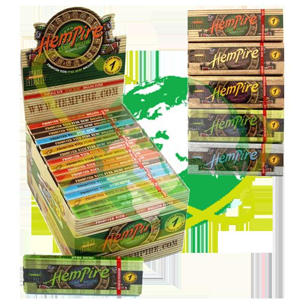 Enjoy Freedom cartina Hempire - Mondo del Tabacco