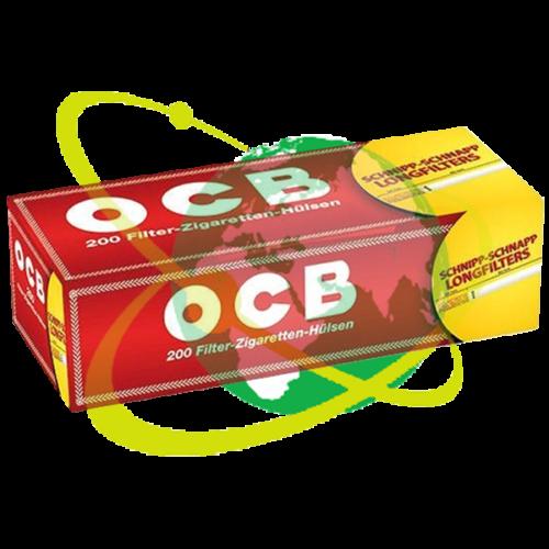 OCB tubetto filtro lungo - Mondo del Tabacco