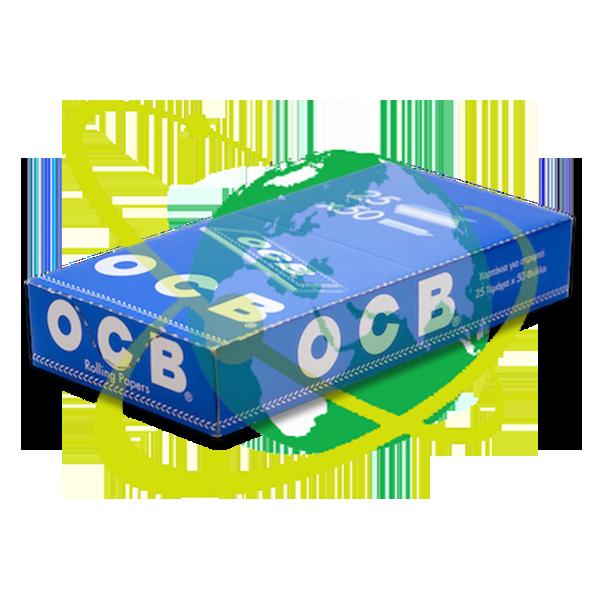 OCB cartina Blu - Mondo del Tabacco