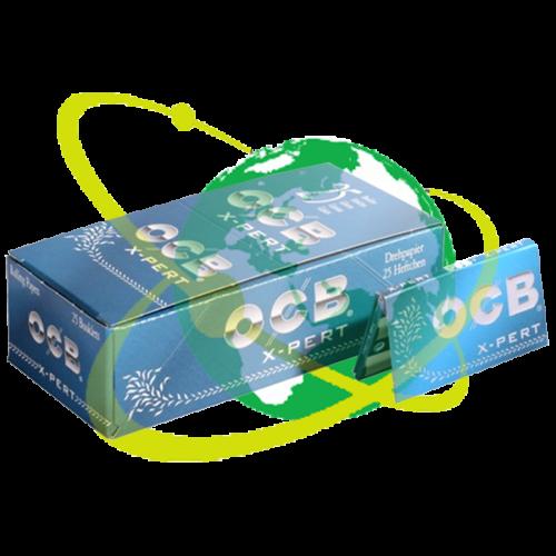OCB cartina X-Pert Blu doppia - Mondo del Tabacco
