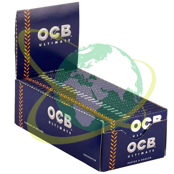 OCB cartina Ultimate Blu - Mondo del Tabacco