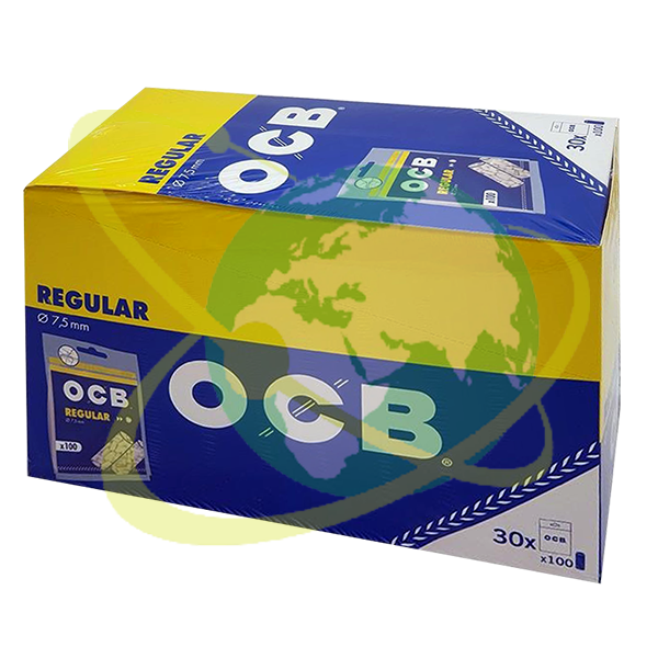 OCB filtro regular - Mondo del Tabacco