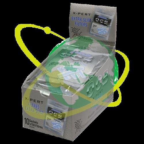 OCB filtro ultraslim X-Pert - Mondo del Tabacco