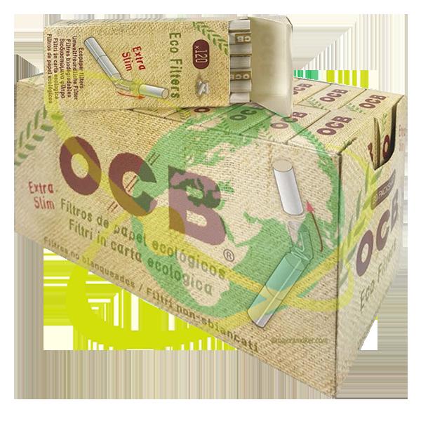 OCB filtro ultraslim bio - Mondo del Tabacco