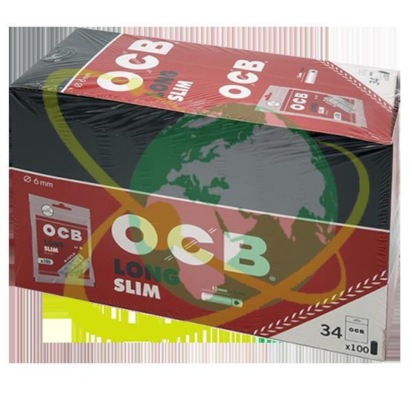 OCB filtro slim lungo - Mondo del Tabacco