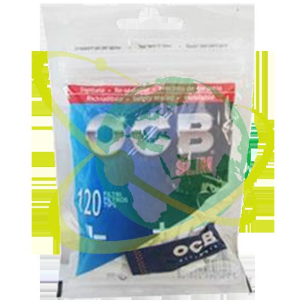OCB filtro slim busta - Mondo del Tabacco