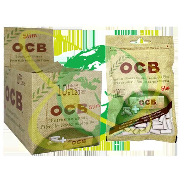 OCB filtro slim bio - Mondo del Tabacco