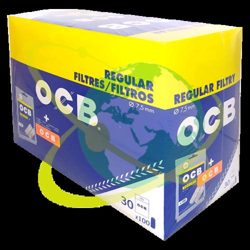 OCB filtro regular + orange - Mondo del Tabacco