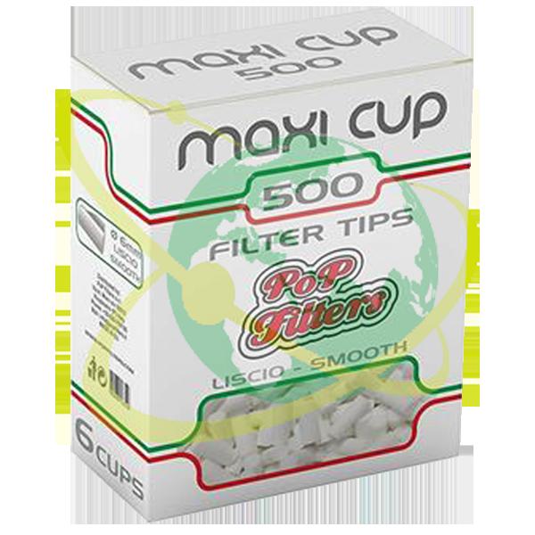Pop Filters filtro slim - Mondo del Tabacco