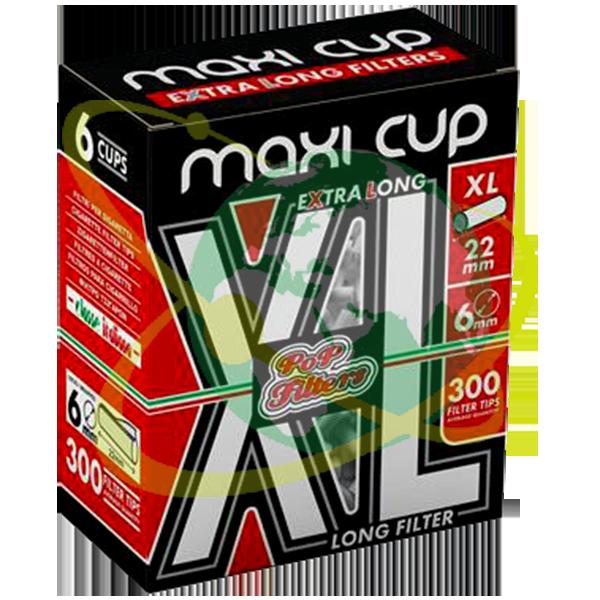 Pop Filters filtro slim maxi - Mondo del Tabacco