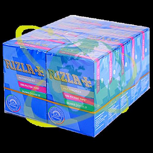 Rizla filtro slim box - Mondo del Tabacco