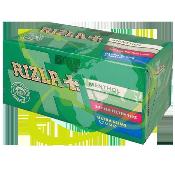 Rizla filtro ultraslim mentolo - Mondo del Tabacco
