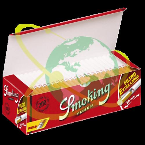 Smoking tubetto filtro lungo - Mondo del Tabacco