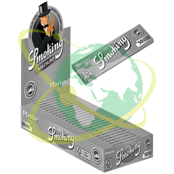Smoking cartina Master Medium - Mondo del Tabacco