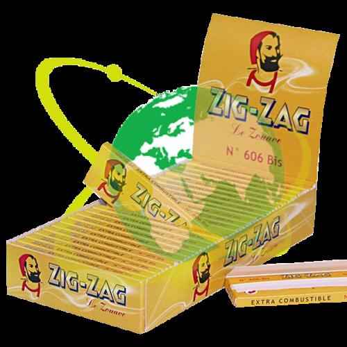 Zig-Zag cartina Le Zuave - Mondo del Tabacco