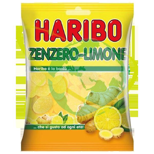 Haribo zenzero limone - Mondo del Tabacco