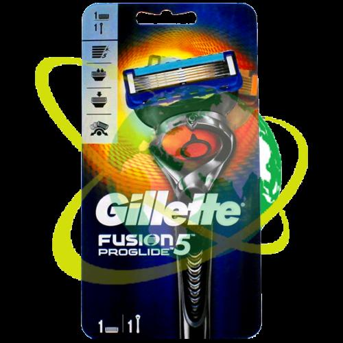 Gillette Fusion5 Proglide manual - Mondo del Tabacco