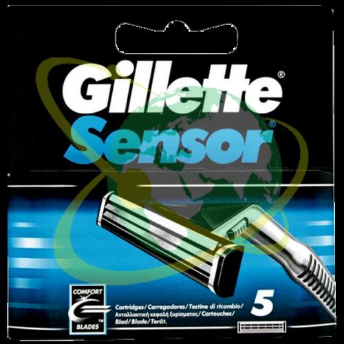 Gillette Sensor ricarica - Mondo del Tabacco
