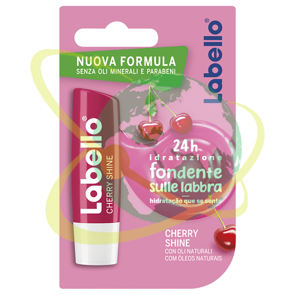 Labello Cherry Shine - Mondo del Tabacco