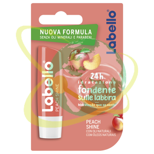 Labello Peach Shine - Mondo del Tabacco