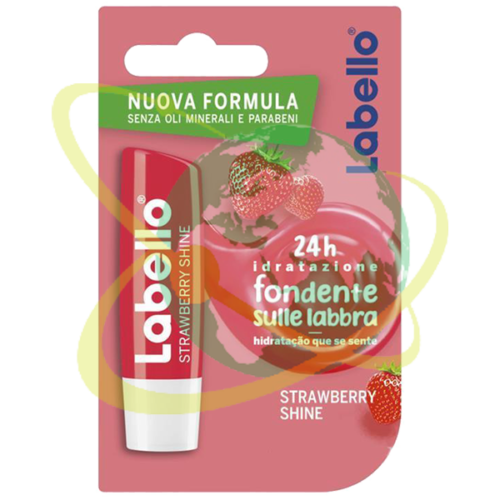Labello Strawberry Shine - Mondo del Tabacco