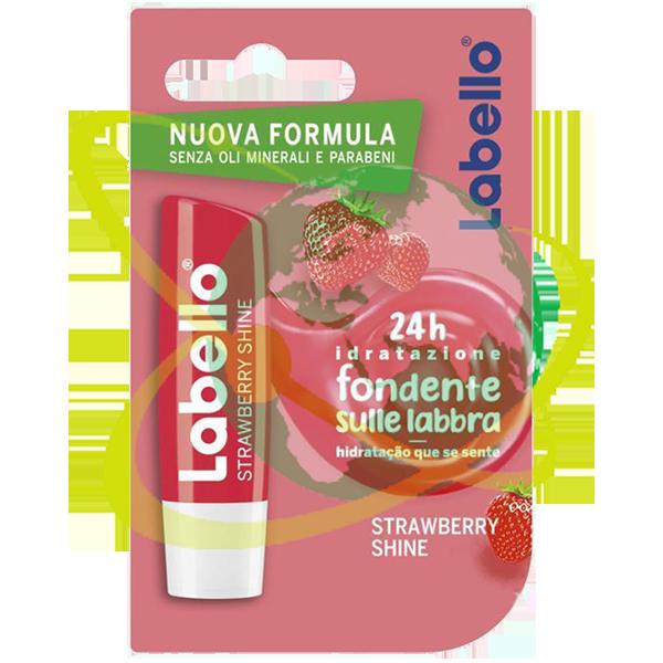 Labello Strawberry Shine - Mondo del Tabacco